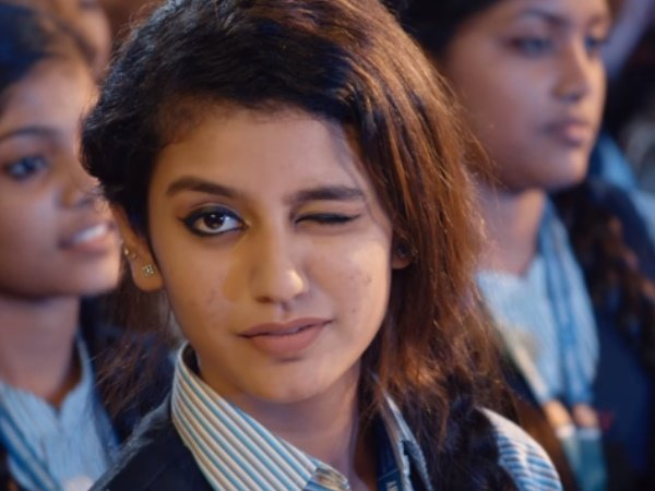 Wink Forbidden In Islam Says Plea In Sc Against Priya Varrier Song