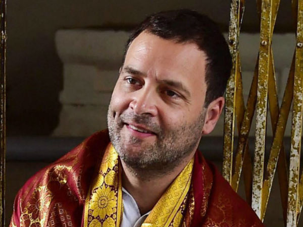 Poll survey: Rahul Gandhi temple visit will help Congress
