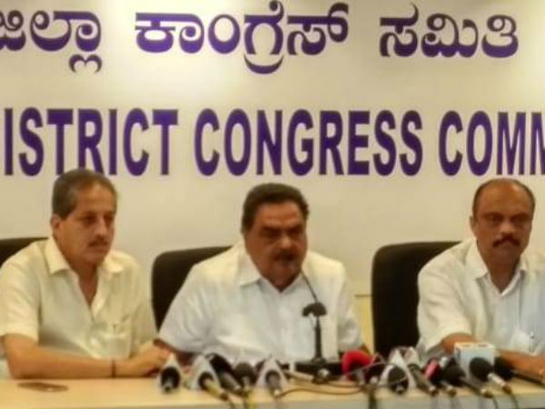 BJP leaders are preparing to give rest to MP Nalin: Ramanath Rai