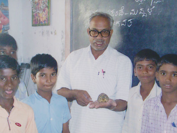 Superstitious Belief And Star Tortoise Memories Of Sa Raghunatha