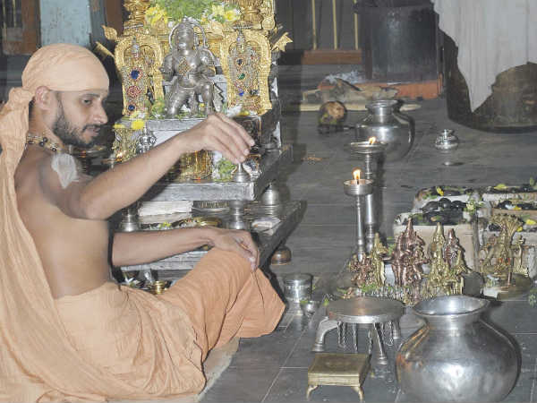 Special Religious Program In Uttaradi Mutt From April 18th To 28th