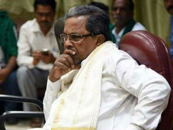 Siddaramaiah contesting from two constituency