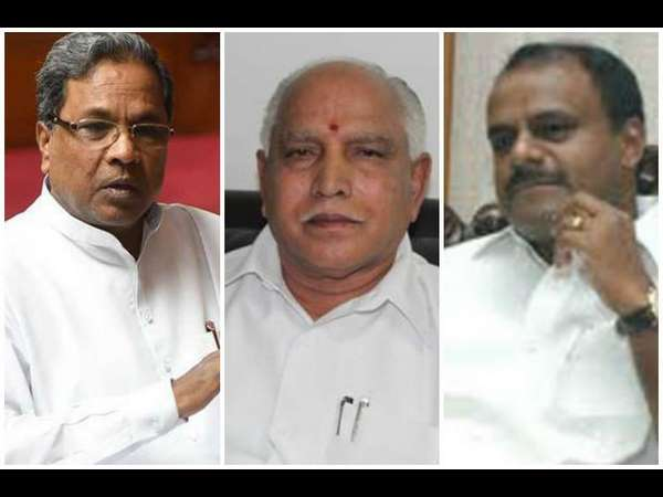as per india today karvy opinion poll Siddaramiah is favorite for CM chair