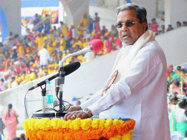 What does Siddaramaiah say about his candidature in Badami constituency?