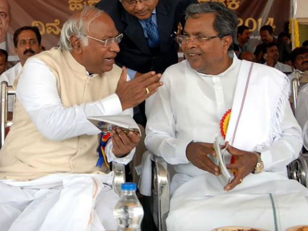 Mallikarjun Kharge opens up about Siddarmaiah and his relation