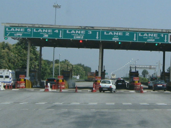 New App For High Toll Payment