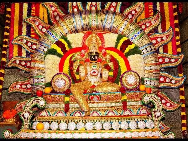 Kannika Parameshwari Jayanti In Malleshwaram On Saturday