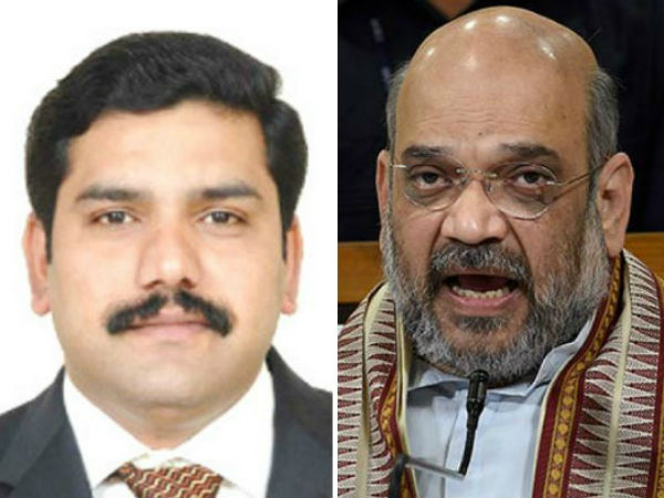 Amit Shah Admits That He Only Rejected Vijayendra Ticket From Varuna