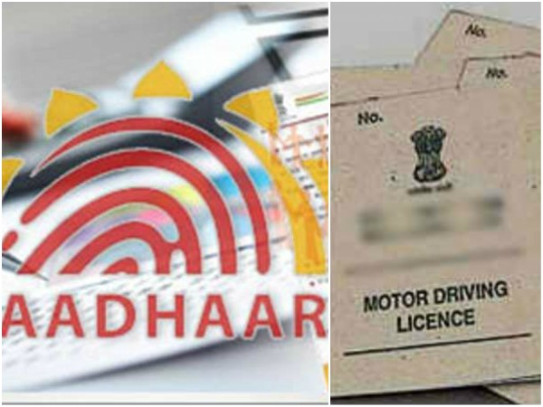 Centre To Link Driving Licence With Aadhaar Sc Told