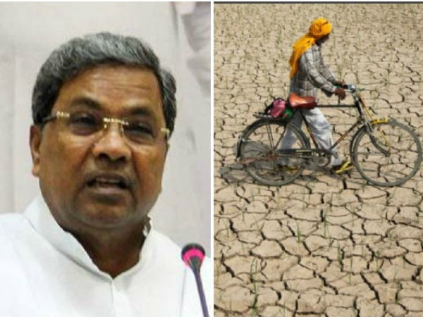 As per the survey Siddaramaiah is best in handling the drought