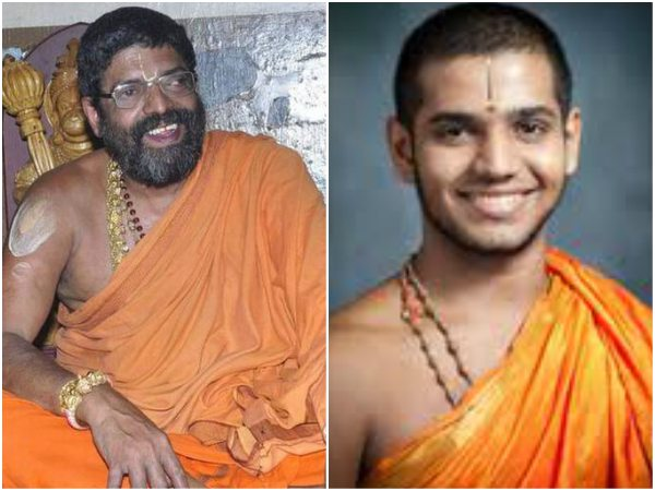 Notice Has Been Served To Shiroor Seer Over His Alleged Remarks On Udupi Swamijis