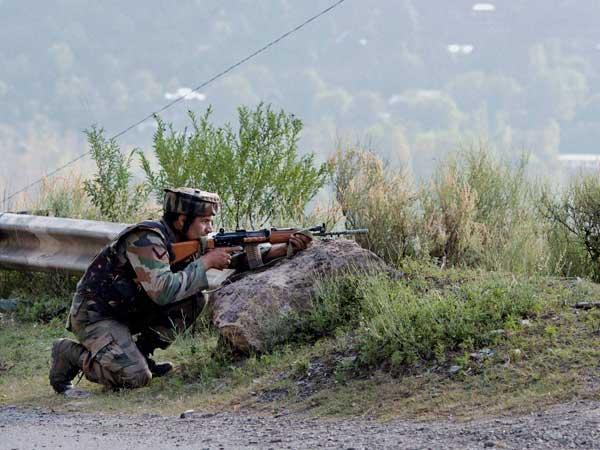 J K 8 Terrorists Gunned Down By Security Forces In Shopian Anantnag
