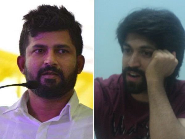 Bjp Mp Pratap Simha Supports Actor Yash