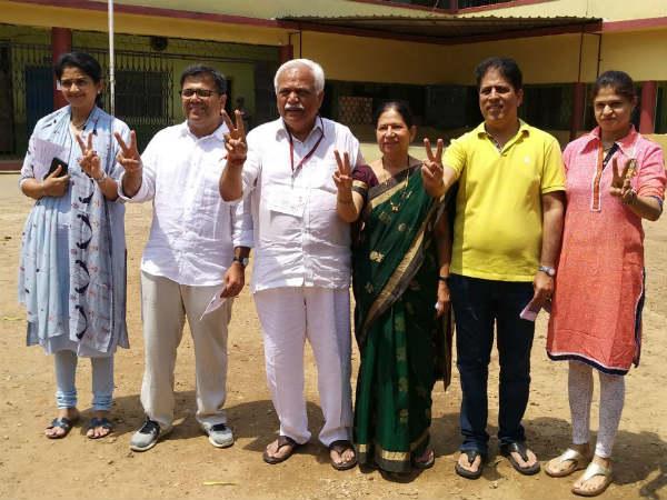 Most Peaceful Voting In Uttar Kannada