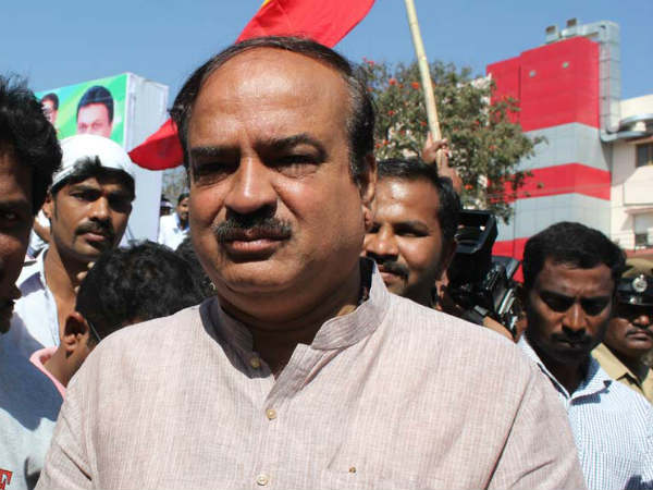 Election results 2018 : People Mandate is against Congress : MP Ananth Kumar