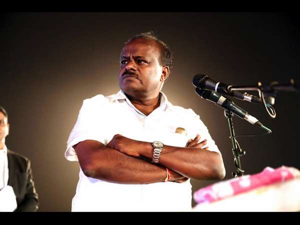 Karnataka Election results 20148 : HD Kumaraswamy leads in Channapatna