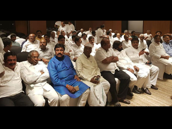 Congress MLAs rush to Delhi to lobby for minister posts