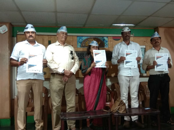 Assembly Elections 2018 Aap Releases Election Manifesto Shanthinagar Constituency