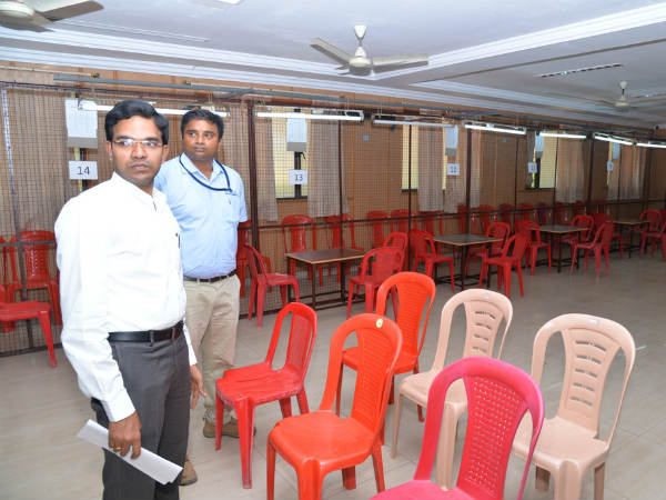 Ready for counting of votes in Bellary: 600 staff deployment