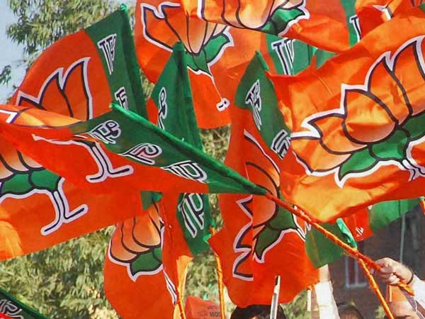 Devanahalli Taluk BJP leaders and activists celebrated triumph.