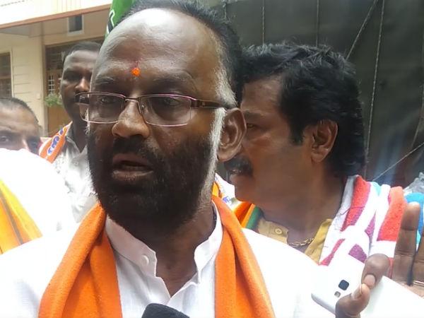 An Exclusive Interview With Chamarajpet Bjp Candidate M Lakshminarayana