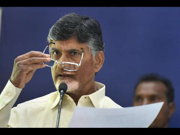 Chandrababu Naidu Said Bjp Will Not Come To Power In 2019