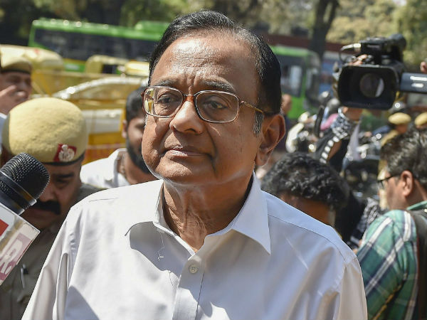 INX Media Case: Chidambaram gets protection from CBI arrest
