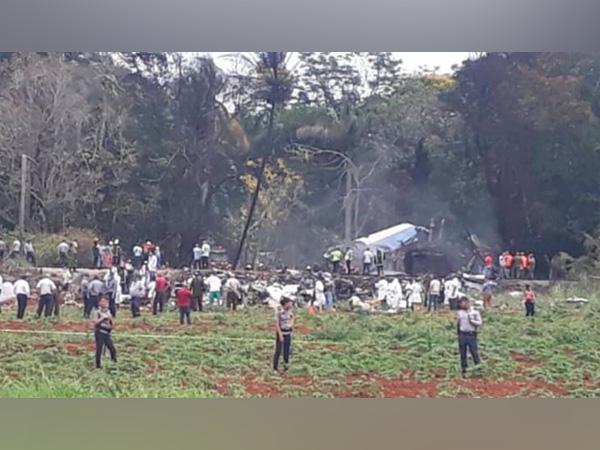 Cuban Air Crash Over 100 Passengers Dead