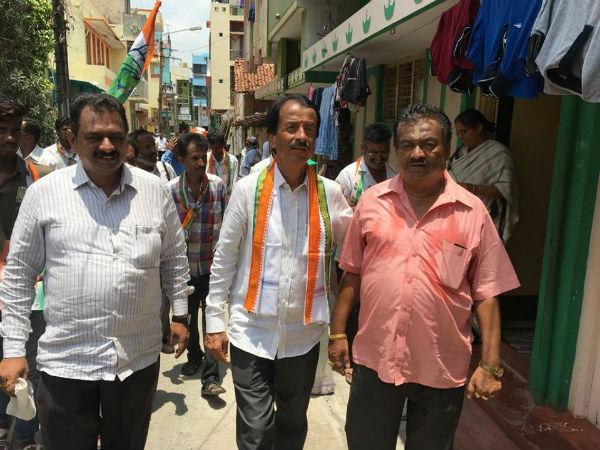 Karnataka Elections Chamaraja Congress Candidate Vasu Interview