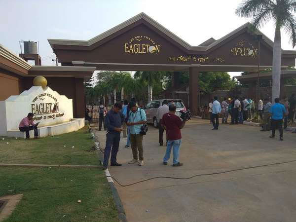 Police security given to Eagleton resort was taken back