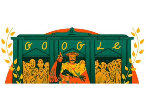 Google Doodle Remembers Raja Ram Mohan Roy, The Maker Of Modern India