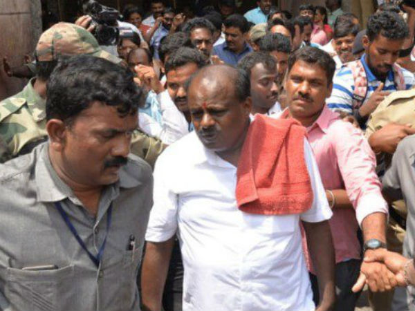 HD Kumaraswamy said Ramanagara -Channapatna was like my father and mother.
