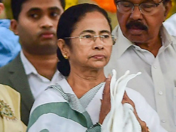 Why Mamata Banerjee so furious for walking few metres?