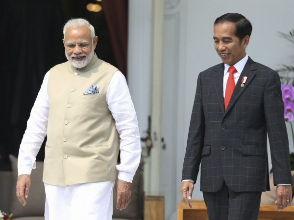 Why did Modi ignore Indonesia for so long?