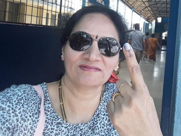 Hats Off To Nris Who Came To Karnataka For Voting