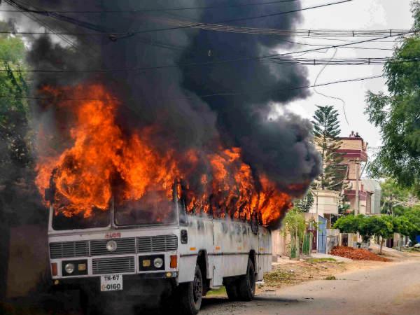 Sterlite Protest Dmk Calls For Tamil Nadu Bandh On May 25