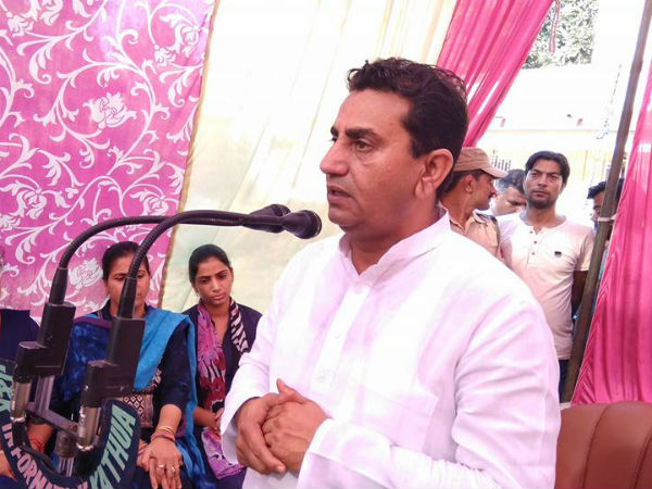 Mla who supported accused of kathua rape case made minister