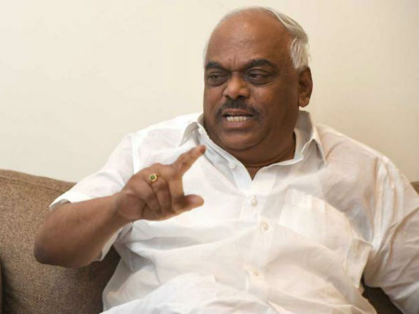 I would not ask any body to make me as speaker: Ramesh Kumar
