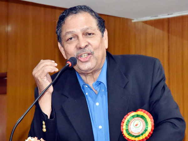 Governors dissension corrected by Supreme court: Santhosh Hegde