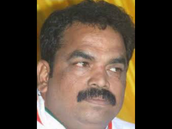 complaint has been registered against Congress candidate Satish Sail