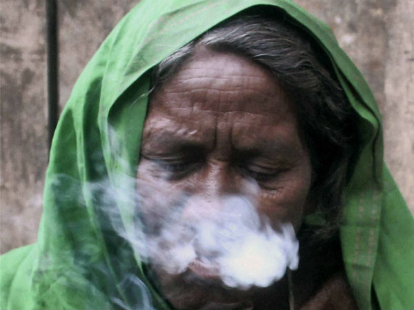 India is second to china in number of smokers