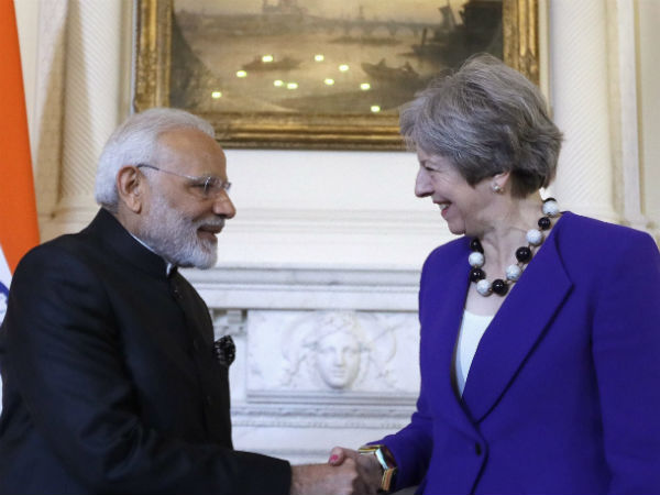indain prisons condition modi stern reply to british PM