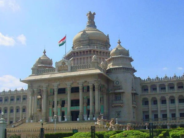 preparations for floor test in Karnataka assembly