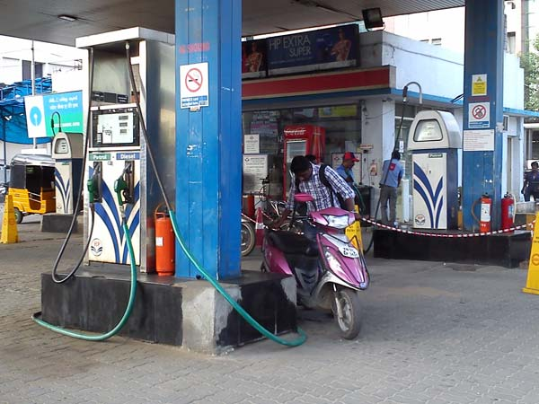 Fuel Price Reaches New High
