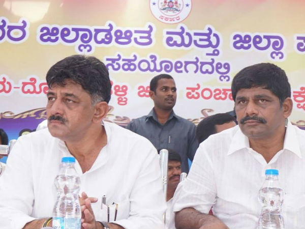 Raid on DK Shivakumar aides : CBI submits report to court