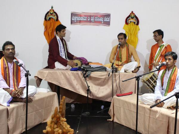 Yakshagana Talamaddale Performance In Dubai