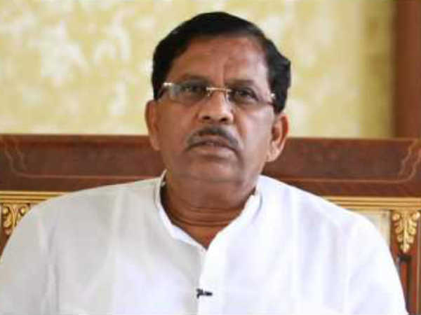 Congress MLAs not happy after cabinet expansion: G Parameshwar