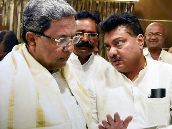 Cabinet Expansion : I will meet Siddaramaiah says MB Patil