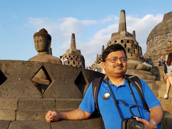 Borobudur Worlds Largest Buddhist Temple