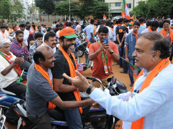 Congress and JDS are broken, only BJP is united : Ananth Kumar